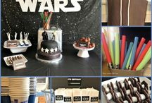Ryder's Star Wars birthday