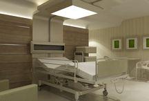 Dogan Hospital / Interior Design