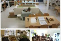 Kindergarten Reggio Emilia and Montessori