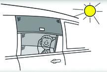 Outlook France / Pare-soleil pour voiture et poussettes