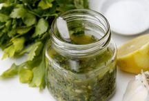 Marinades and Condiments