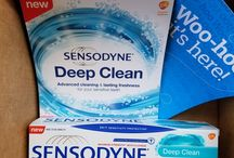Products I'm Sampling / #GotItFree, #Sensodyne #SenseTheFresh