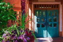 aL'fReEeScO / Exquisite indoor - outdoor areas