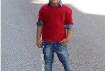 roupa para meninos