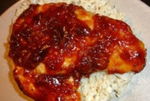 Chicken & Turkey Recipes / by Anne LaLone