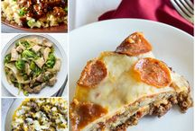 low carb dieet ideas