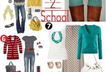 Teacher Fashion / My ideas of great outfits to wear to school