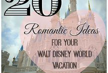 Disney for Couples / A place dedicated to being romantic with your loved one at #Disney