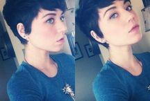 Pixie hair / short hair, pixie hair cuts