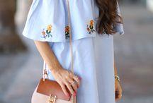 vestido campesina