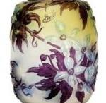 Emile Galle Glass Art 1846-1904