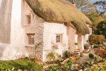 Unique Fairytale Homes