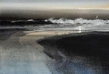 Sea landscapes