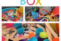 Louisa craft box