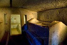 Italy, Cerveteri, Etruscan civilization