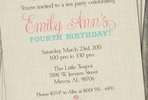 Niamh's second birthday