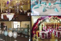 Tucson Wedding / Tucson's affordable venue. Create a resort type atmosphere on a reasonable budget.