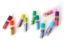 Colored Rollerball Lids