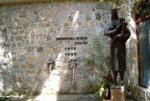 Tombs - Sírhelyek / Semmelweis Egyetem vagy jogelődein tanult, oktatott, kutatott személyek sírhelyei.