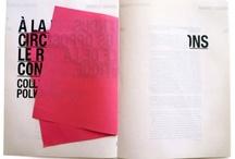 Publication & Editorial Design / by Eric Erickson