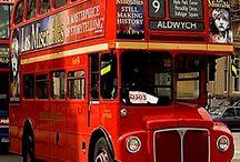 Real Life London Buses