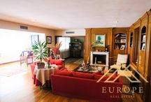 Living Rooms / Living rooms from our properties available at Europe Real Estate.