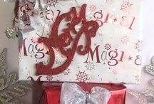 Christmas Decoration Present / Christmas