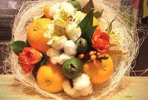 Букеты / Букеты из фруктов и овощей