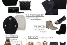 clothes / by Loretta Dean Driscoll