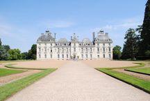 kastelen aan de Loire
