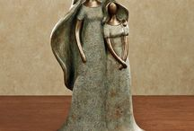 Mother's Day Gift Ideas / Show your mother how much she means to you with a thoughtful Mother's Day gift. Give her a sweet home accent that she'll cherish, such as an elegant figurine that will look lovely year round.