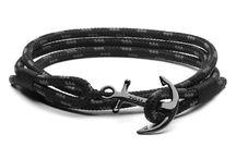 Tom Hope / Anchor bracelets handcrafted in Sweden