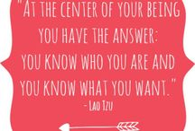 Quotes - Words of Wisdom