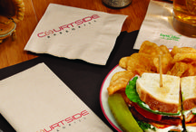 Custom Print / Work with Hoffmaster's trained art team and develop the perfect ensemble for your restaurant, hotel, club, etc! Call one of our reps today: http://www.hoffmaster.com/OurProducts/CustomPrint.aspx  #custom #napkins