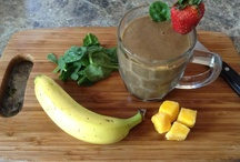Favorite Healthy Smoothies / All of my favorite healthy smoothies that use no sugar!