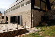 Modern Stone Houses