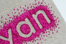 Embroidery / by Sakura Designs