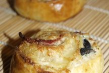 Feuilleté roulé au chorizo et boursin - Dans vos assiettes