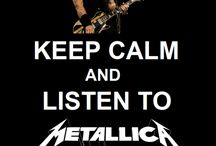 Metallica \m/ / by Rhonda-Lee Hopkins