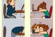 Cute anime couples / Cute anime couples