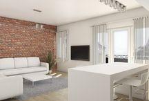 Apartamento en Las Arenas / #reforma #arquitectura #diseño #interiorismo #3D #infografias #previsualización3D #iluminación #Gumuzio&PRADA