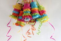 Pinata Mundo / Wij kunnen de pinatas maken in de vorm, grootte en figuur zoals je wilt.
