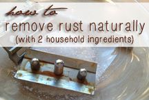 Healthy Living  / Natural cleaning and beauty products