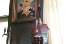 How to Display Artwork / Playfully Refined clients share how awesome their artwork looks at home and with Fido!