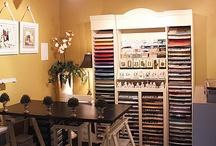 Craft Spaces & Storage