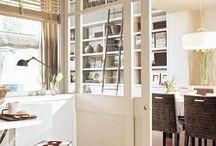 cocina separada puerta corredera