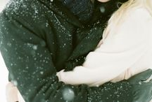 Snow Portraits / by Amber Stinnett