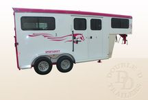 Four Decisions to Make for Your Custom Horse Trailer