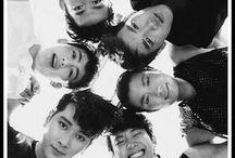 2PM / Some South Korean boys who I fined really talented in producing the songs under JYP!!