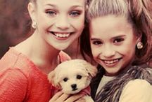 Maddi and Mackenzie zinger